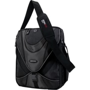 Mobile Edge Messenger Bag For 15 Notebook, Black/Charcoal