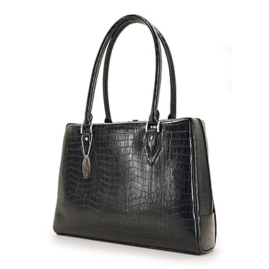 Mobile Edge Small Milano Handbag For 15.4in. Notebook, Black
