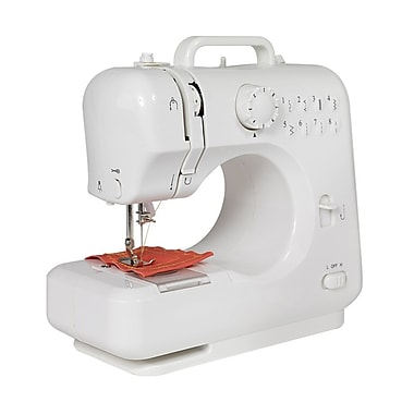 Michley Tivax LSS-505 8-Stitch Desktop Electronic Sewing Machine, White