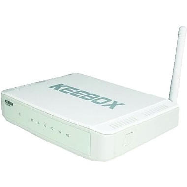 Keebox 150N 150Mbps Home Wireless Router, 2.4GHz