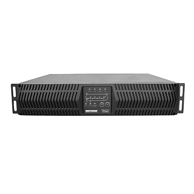 Minuteman® Endeavor ED1000RM2U On-Line Rack/Wall/Tower 1000 VA UPS With 6 Outlets