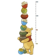 "RoomMates 21.5"" x 50.25"" Vinyl Peel and Stick Metric Growth Chart"