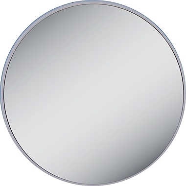 Zadro™ 20x Extreme Magnification Spot Compact Mirror, Gray