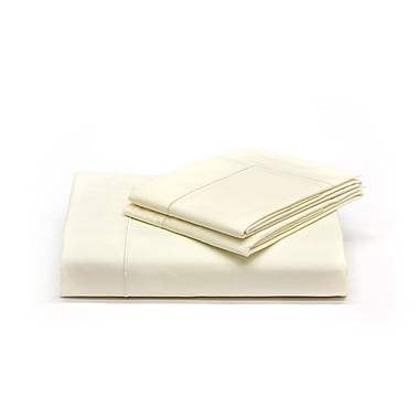 Classic Duvet Cover Set, Queen, Ivory