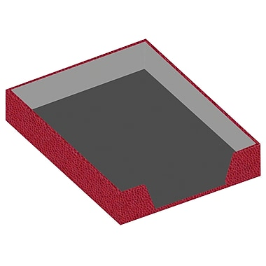 Pierre Belvedere Paper Tray, Red