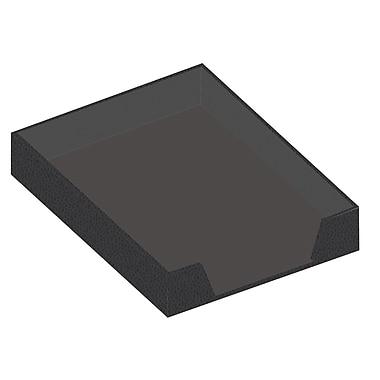 Pierre Belvedere Paper Tray, Black