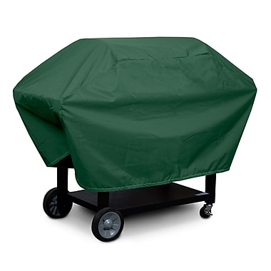KoverRoos Supersize Barbecue Cover; Forest Green