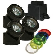 Alpine Power Beam 3 Light Flood/Spot Light (Set of 3)
