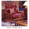 Elite Products Mead Jr. Twin Chair - All Wood