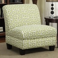 Handy Living Andee Chair; Green