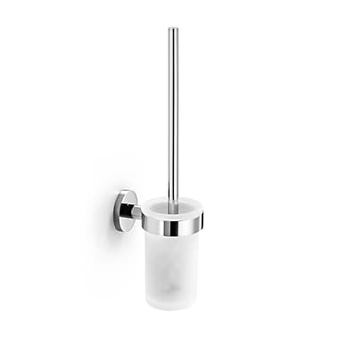 WS Bath Collections Napie Wall MountedToilet Brush and Holder