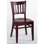 Alston Legacy Side Chair; Mahogany