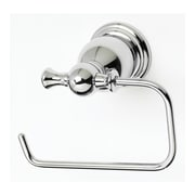 Aqueous Faucet Wall Mounted Toilet Paper Holder; Chrome
