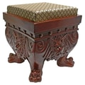 Design Toscano The Greenman Footstool