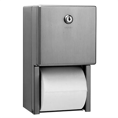 Bobrick Classic  Series Multi-Roll Toilet Paper Dispenser