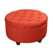 Kinfine Tufted Cocktail Ottoman