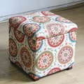 Kinfine Fashion Storage Ottoman