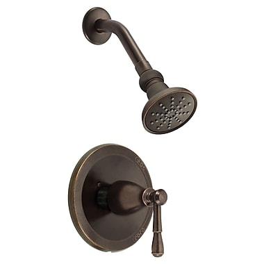 Danze Eastham Volume Shower Faucet Trim; Tumbled Bronze