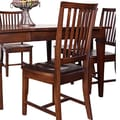 Carolina Cottage Hudson Dining Chair; Chestnut