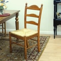 Carolina Cottage Vera Dining Chair; English Pine