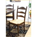 Carolina Cottage Vera Dining Chair; Rich Chestnut