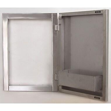Sunstone Grills Vertical Access Door w/ Shelves