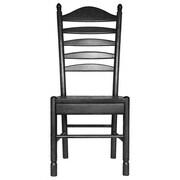 Carolina Cottage Whitman Dining Chair; Antique Black