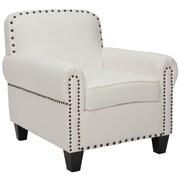 Safavieh Riley Chair; White