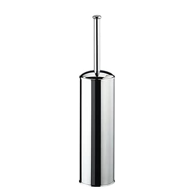 Artos Cantori Free Standing Toilet Brush and Holder; Chrome