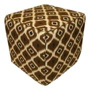 Divine Designs Pouf Ottoman; Java