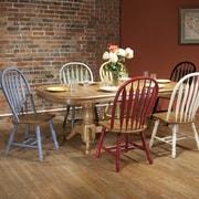 ECI Furniture Rustic Oak Extendable Dining Table