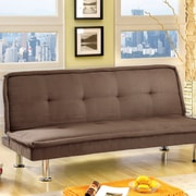 Hokku Designs Sleeper Sofa; Tan