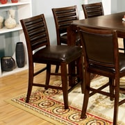 Hokku Designs Max Counter Height Side Chair (Set of 2)