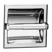 Bobrick Recessed Toilet Paper Dispenser For Single Roll