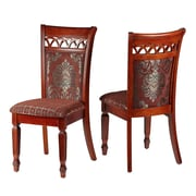 Cortesi Home Asher Side Chair (Set of 2)