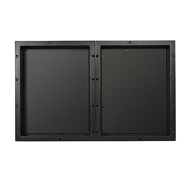 Tile Redi Double Horizontal Recessed Shelf