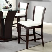 Hokku Designs Carmilla Counter Height Side Chair (Set of 2)