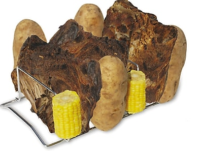 King Kooker Rib Rack and Potato Rack WYF078276684478