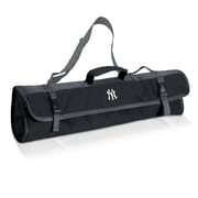 Picnic Time MLB 3 Piece BBQ Tote; New York Yankees