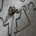 Jado Colonial Wall Mounted Toilet Paper Holder; Diamond