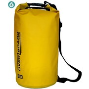Overboard 20L Dry Tube Bag in Yellow