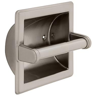Franklin Brass Recessed Toilet Paper Holder