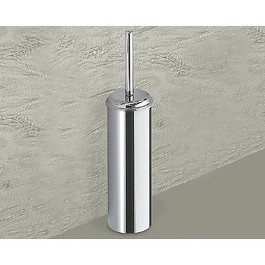 Gedy by Nameeks Vermont Free Standing Toilet Brush and Holder