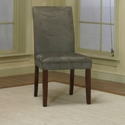 Sunset Trading Casual Dining Parsons Chair; Sage