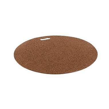 The Original Grillpad Round Grill Pad; Brown