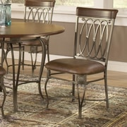 Hillsdale Montello Side Chairs (Set of 2)