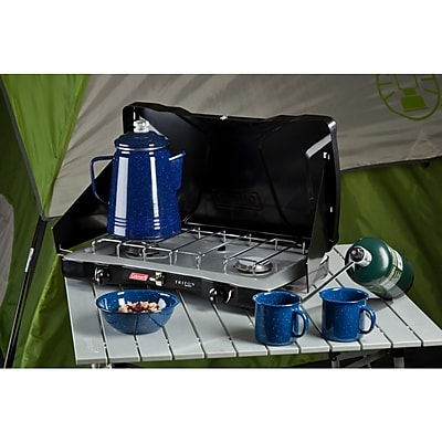 Coleman Triton Series Two Burner Stove
