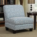 Handy Living Andee Chair; Blue