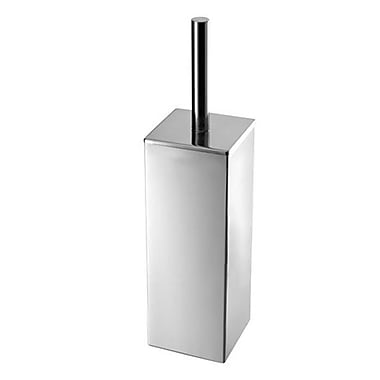 Gedy by Nameeks Nemesia Free Standing Toilet Brush and Holder