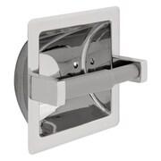 Franklin Brass Century Recessed Toilet Paper Holder